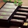 チョコレート菓子の美味しい季節になりました!