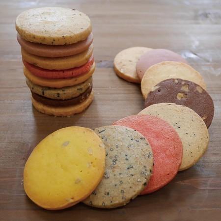 クッキー詰合せ(2枚入×5袋)